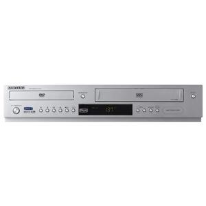 Samsung DVD-V5500 DVD/VCR Combo