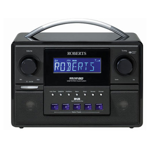 Roberts Radio SOUND 80 Clock Radio