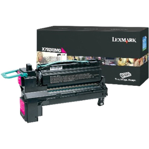 Lexmark X792X2MG Toner Cartridge - Magenta
