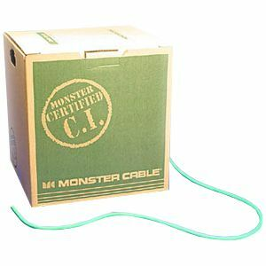 Monster Cable SV-RG6-CL EZ500 Standard RG-6 Video Cable (Bare Wire)