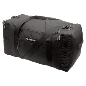 Outdoor Products 251-008 Travel/Luggage Case (Duffel) for Travel Essential - Black
