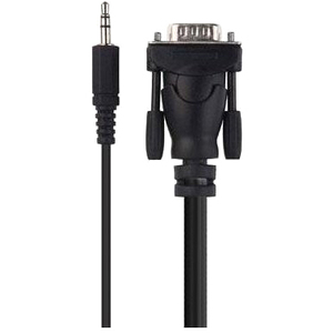Belkin F3S007-10-W Audio/Video Cable Adapter