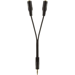 Belkin F8Z359TT06INCHP Headphone Audio Splitter Cable