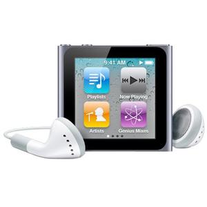 Apple iPod nano 8GB Flash MP3 Player