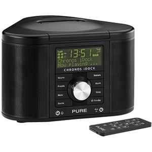 Pure Chronos VL61262 Desktop Clock Radio