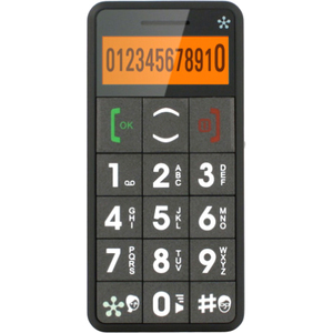 Just5 J509GREY - Cell Phone - Grey