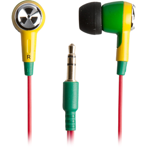 ifrogz EarPollution Ozone Binaural Earphone