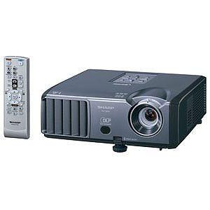 Sharp XG-F260X Multimedia Projector