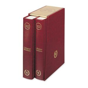 Merriam-Webster Thesaurus & Dict. Reference Set
