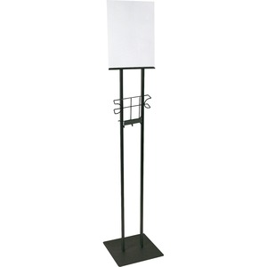 Buddy Lobby Sign Holder Stand