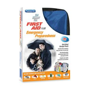 ACME UNITED CORPORATION Physicianscare First Aid Plus Emergency Preparedness Kit at Sears.com