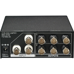 AMX AVB-DAD-CMPNT-BNC-0102 Video Splitter