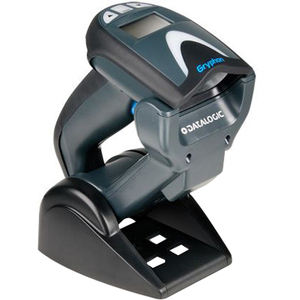Datalogic Gryphone GM4100-HC Handheld Barcode Scanner - Wireless Connectivity - 325 scan/s1D - LED - Imager - Omni-directional - , Radio Frequency