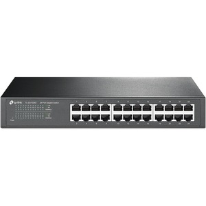TP-LINK TL-SG1024D 24-Port Gigabit Desktop Switch
