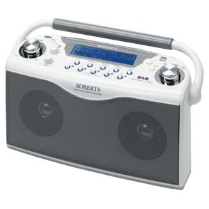 Roberts Radio Ecologic 4 Radio Tuner