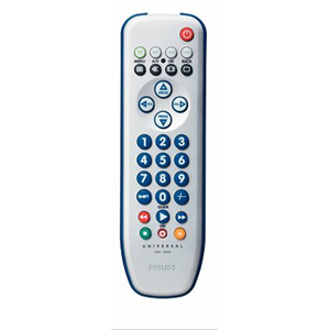 Philips SRP3004 Universal Remote Control