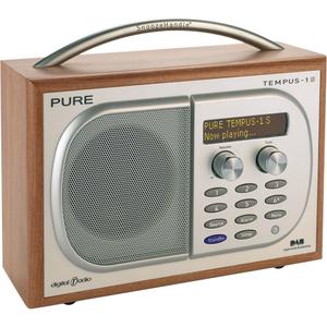 Pure TEMPUS1S Desktop Clock Radio