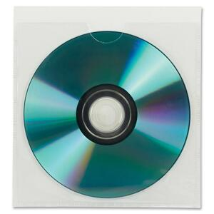 Smead Self-adhesive CD/DVD Pocket