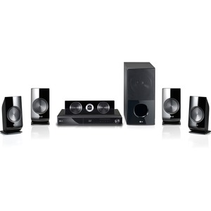 Buy LG Home Audio - LG LHB336 5.1 3D Home Theater System - 180 W RMS - Blu-ray Disc Player