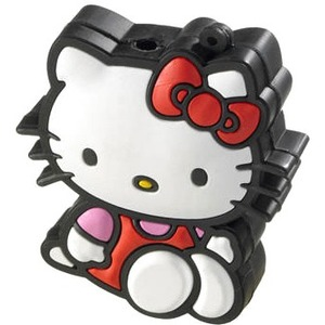 Ingo Hello Kitty Shape HEM060C 2GB Flash MP3 Player