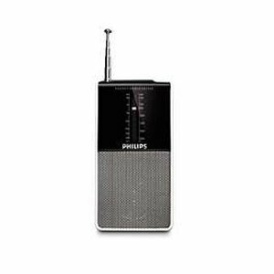 Philips AE1530 AM/FM Pocket Radio