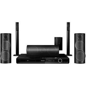 Philips HTS5540 Home Theater System