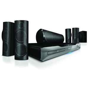 Philips HTS5560 Home Theater System
