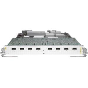 CISCO A9K-8T/4-L 8-Port 10GE Low Queue Oversubscribed Line Card