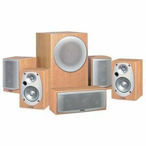Harman Infinity Beta HCS Home Theater Speaker System
