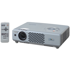 Sanyo PLC-XU48 Ultraportable Projector