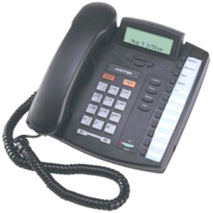 Aastra Value 9116LP Standard Phone - Charcoal
