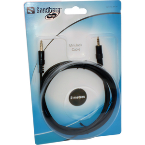 Sandberg SAVER Audio Cable