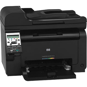 HP LaserJet Pro 100 M175NW Laser Multifunction Printer - Color - Plain Paper Print - Desktop