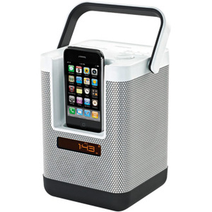 Memorex PartyCube Sound System for iPod
