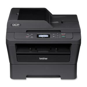 Brother DCP-7065DN Laser Multifunction Printer - Monochrome - Pl