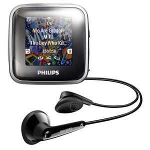 Philips GoGear Spark SA2SPK02SN 2GB Flash MP3 Player