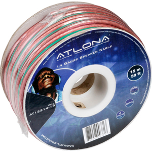 Atlona Home AT12214-15 Speaker Cable