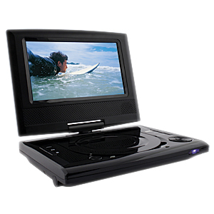 LASER Portable DVD Player