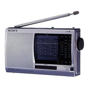 Sony ICF-SW11 Radio Tuner