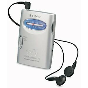 Sony SRF-59 Radio Tuner