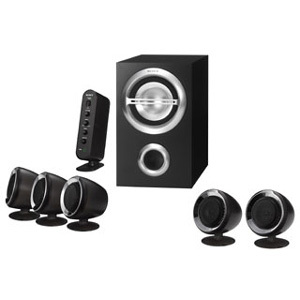 Sony SRS-D511 Multi-Channel Speakers System