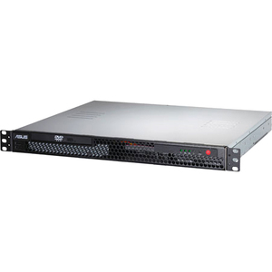 Asus RS100-E7/PI2 Barebone System - 1U Rack-mountable - Intel C2