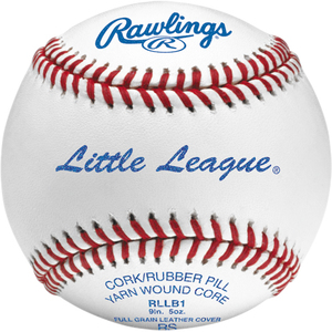 Rawlings RLLB1-DZ Little League Baseballs 12/Pk