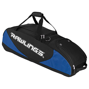 Rawlings PPWB-R Bat Bag Wheeled - Royal Blue