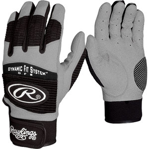 Rawlings BGP950T-B-89 Batting Glove Adult Medium