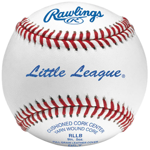 Rawlings RLLB Little League Baseballs 12/Pk