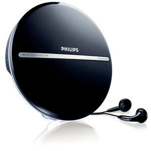 Philips EXP2546 CD MP3 Player