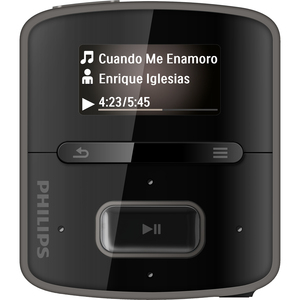 Philips GoGear RaGa SA3RGA02K 2GB Flash MP3 Player