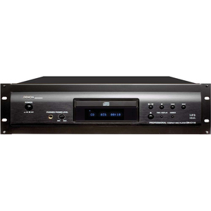 Denon DN-C110P Installation CD Player