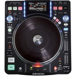 Denon DN-S3700 Record Turntable